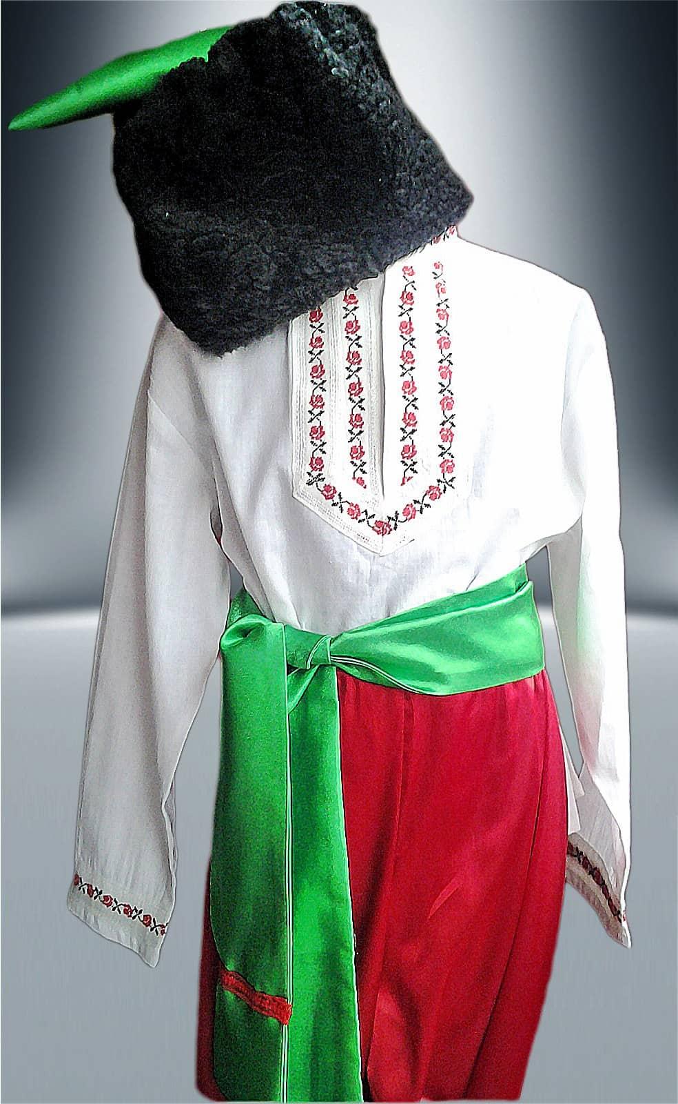 Український народний костюм для хлопчика 33605facdccd9